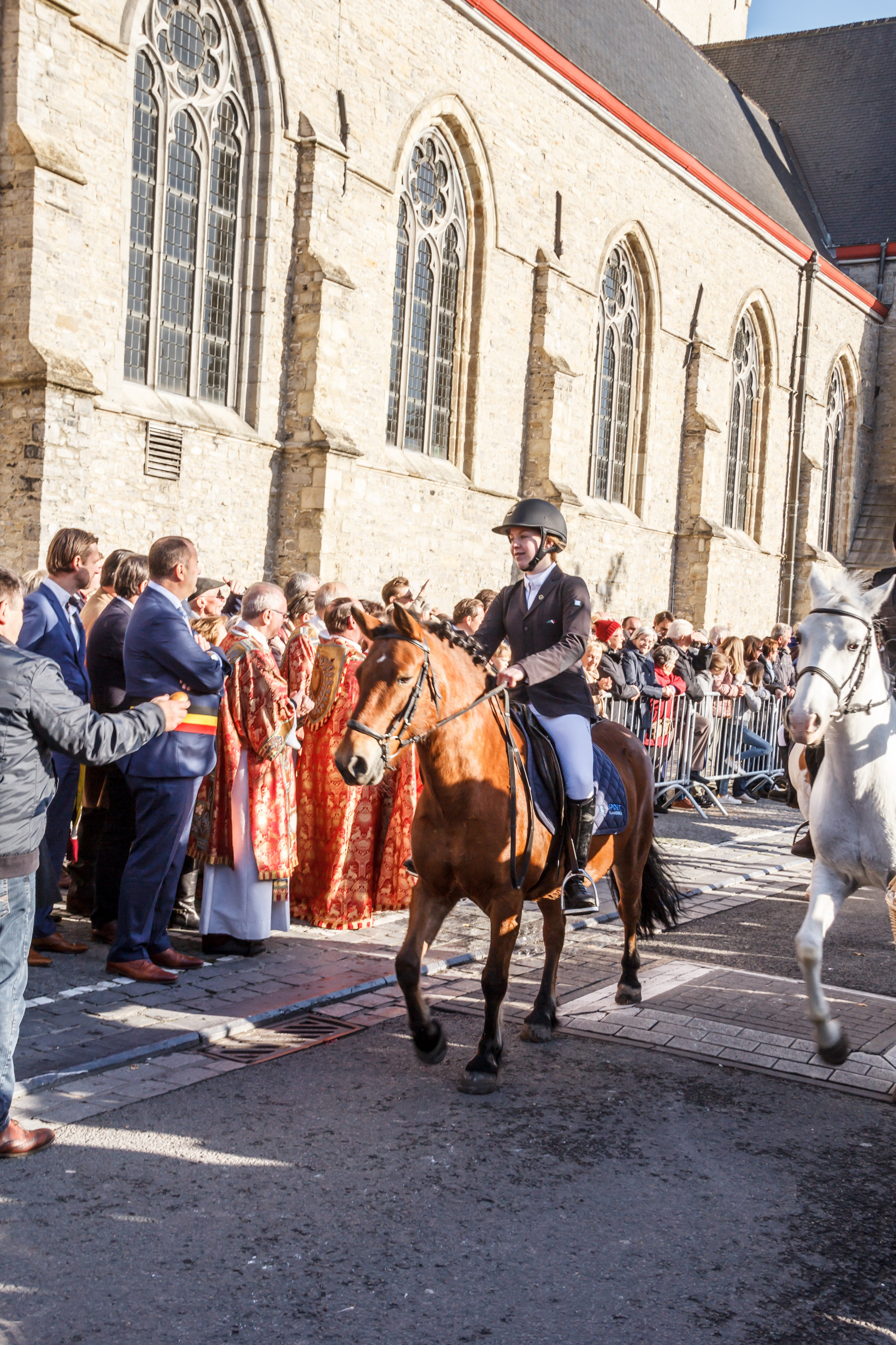 17/11/2019 // Traditional Festival of Saint Hubert (hunting)