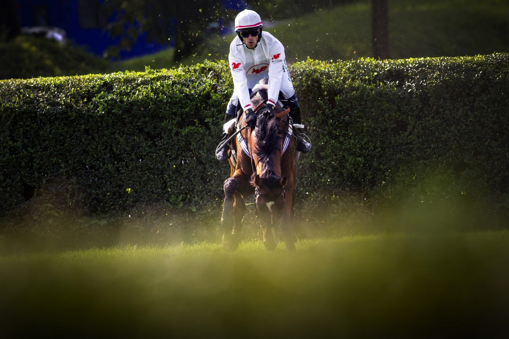 25/07/2020 // 2nd Qualifying Race for the 130th running of the Velka Pardubicka steeplechase